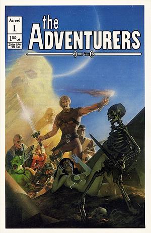 Adventurers 1 Variant
