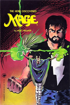 Mage, published by Comico.