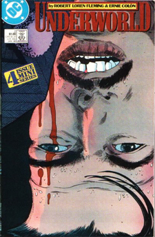 Second issue of 1987's Underworld, from DC Comics.
