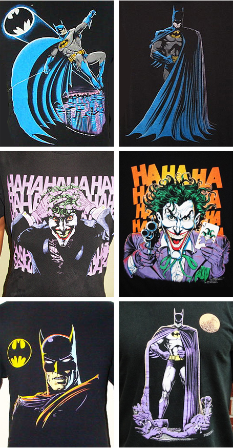 Batmania T-Shirts
