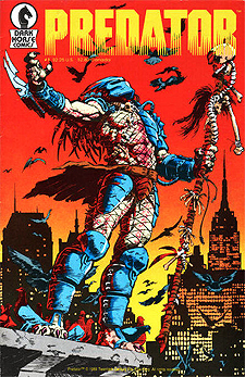 Predator issue 1, from June 1989.